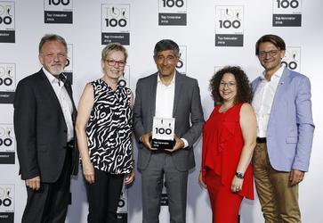 Verleihung Top 100